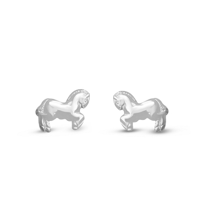 Prancing Horse - Earrings