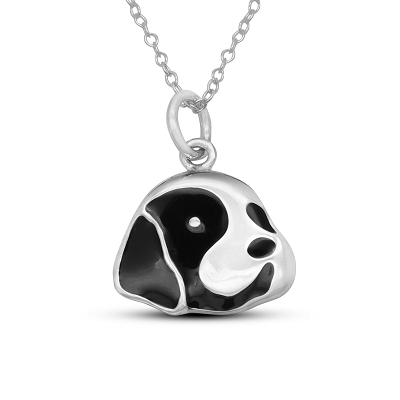 Black Dog Pendant