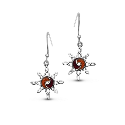 Sun Bursts  - Earrings