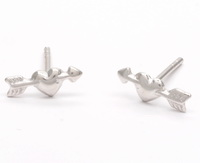 Heart & Arrow - Earrings