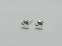 Hearts (5mm Full) Earrings