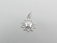 Geometric Star Pendant