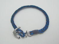 Blue Black Anchor (22cm) Cord