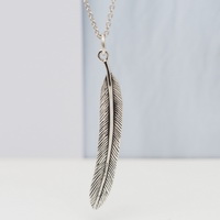 Feather (Large) Pendant