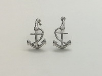 Roped Anchors - Earrings
