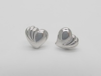 Heart Seashell - Earrings