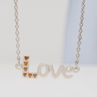 Love (46-5cm -20in-) Necklace
