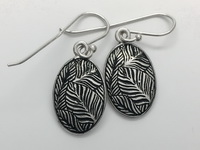 Palm Fronds Earrings