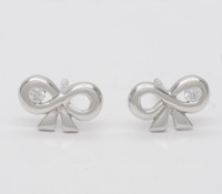 Infinity Ribbons - Earrings
