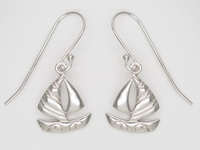 Sailboats - Earrings