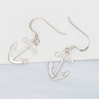 Anchors Earrings