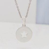 Star Coin Pendant