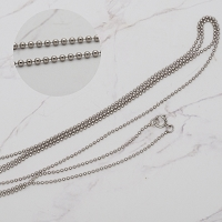 Ball Chain Necklaces (Accessories)