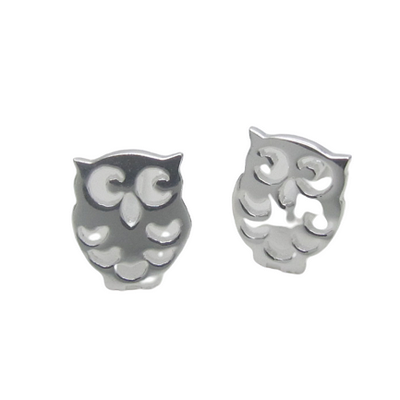 Midnight Owl - Earrings