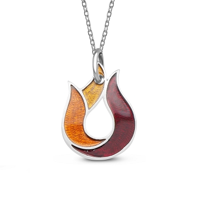 Fire Element Pendant