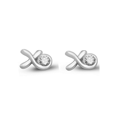Hugs & Kisses (XO) Earrings