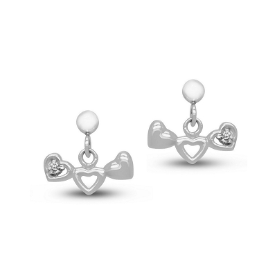 Circle of Hearts - Earrings