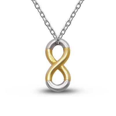 Infinite Kisses Pendant