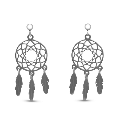 Dream Catchers Earrings