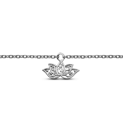 Lotus Bloom (17-3cm) Bracelet