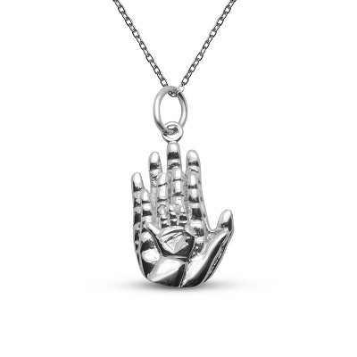 Family Hands Pendant