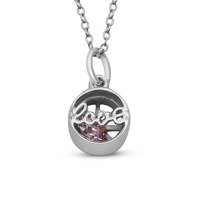 Love Goes Around Pendant