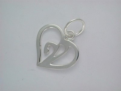 God Heart Pendant