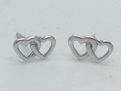 Heart Duo Earrings