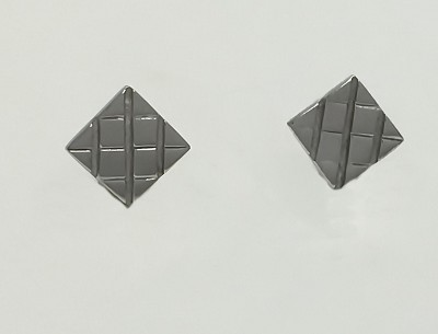 Square Lines Earrings