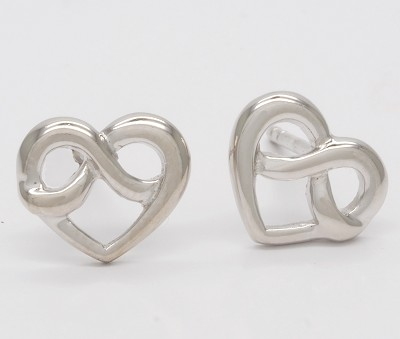 Heart Infinity - Earrings