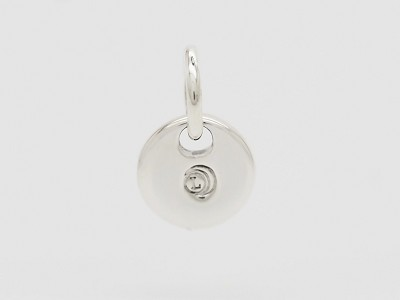 Round Disc (5mm) Pendant